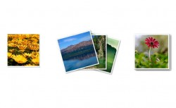 jquery+css3 picture stack