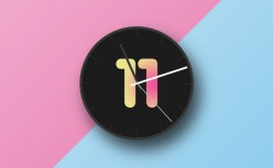 jQuery+CSS3 pointer clock