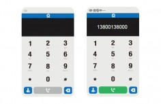 jQuery mobile dial interface