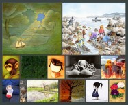 jQuery picture element grid layout plugin