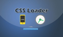 css3 implements loader loading indicator