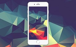 Pure CSS3 implements Apple iphone6 mobile phone model