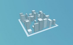 js+css3 realizes real estate model rotation animation