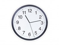 Native js based on css3 round clock